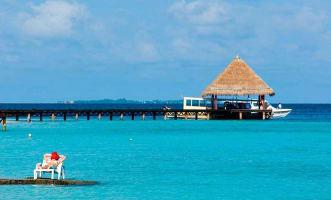 Maldives Water Villa Combo Deal; Honeymoon in Paradise Island Resort