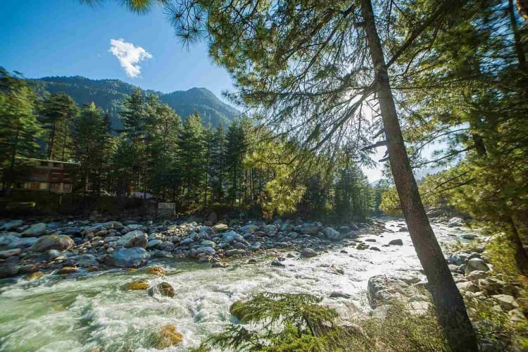 The Kheerganga Trek from Kasol
