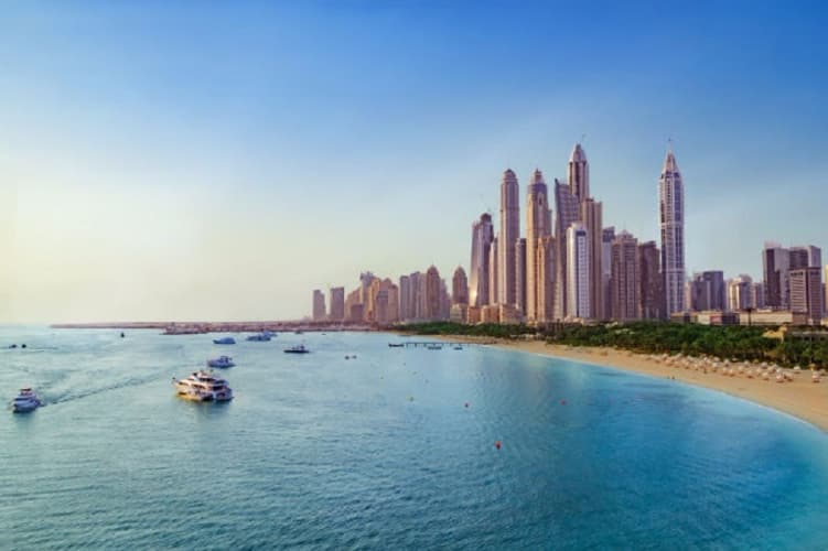 Dubai 4 Nights Holiday; Flights from Jaipur