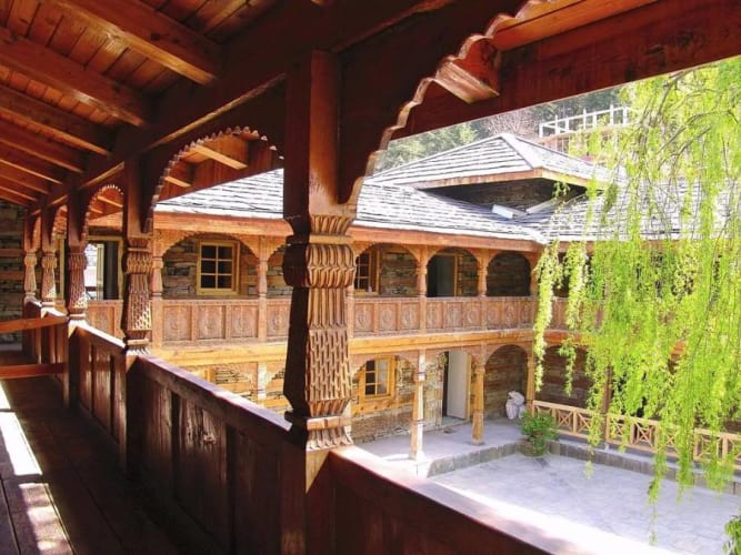 Experience Naggar - A Quiet Getaway in Manali Valley