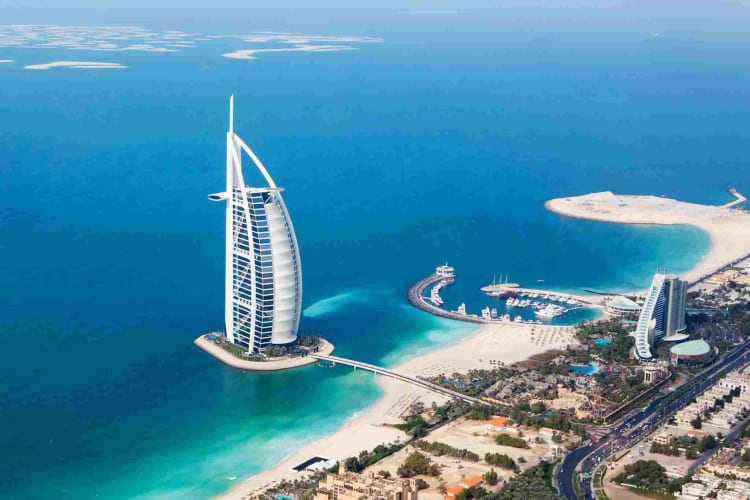 Dubai Short Breaks Fly-N-Stay