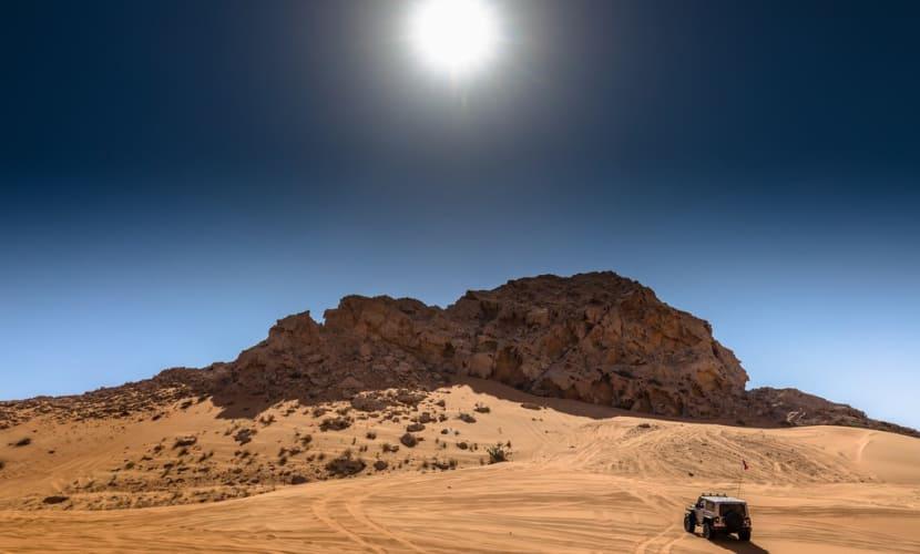 Escape to Dubai; a 5 Day Vacation