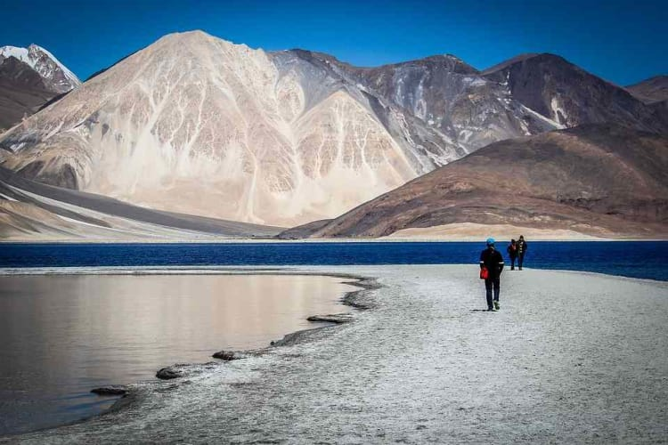 Holiday in Ladakh - Flights from Mumbai