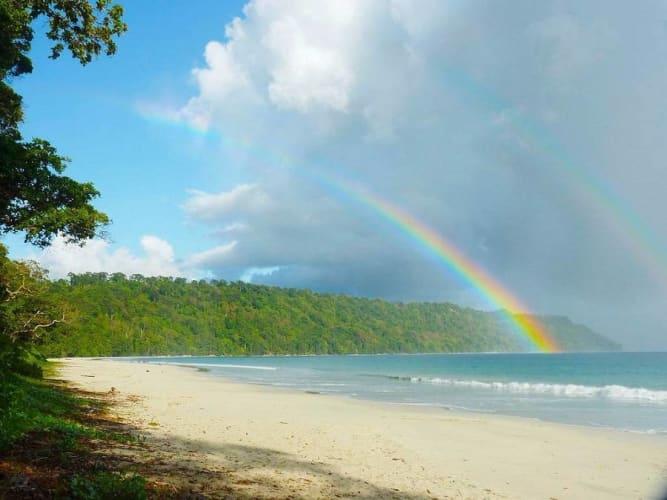 Andaman Honeymoon Holiday Package; 6 Days Trip