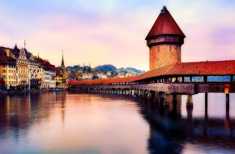 Europe Holiday Package; 11 Nights in Fairy-tale Castle