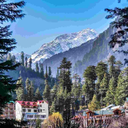 Ideal Honeymoon Package to Manali for 2 Nights!