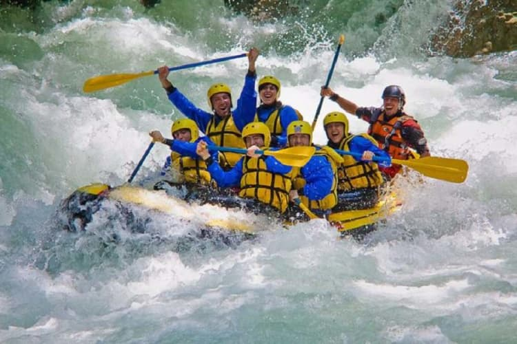 Rishikesh Rafting Adventures; 2 Days Package