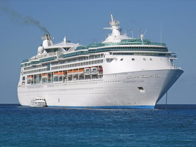 Enchantment of the Seas; 5 Days Bahamas Cruise