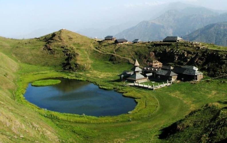 Trek to Prashar Lake on the Weekend; ex-Delhi