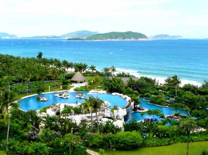 Barry Boutique Hotel in Sanya; China Holiday Package