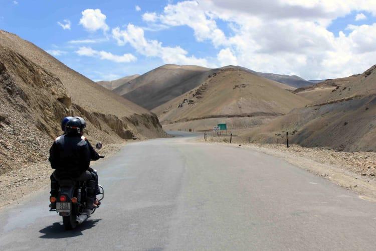 Biking Across Ladakh 7 Days Package