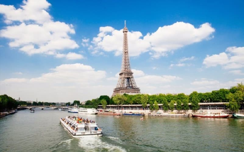 European Whirl 12 Days Package; Flight Inclusive