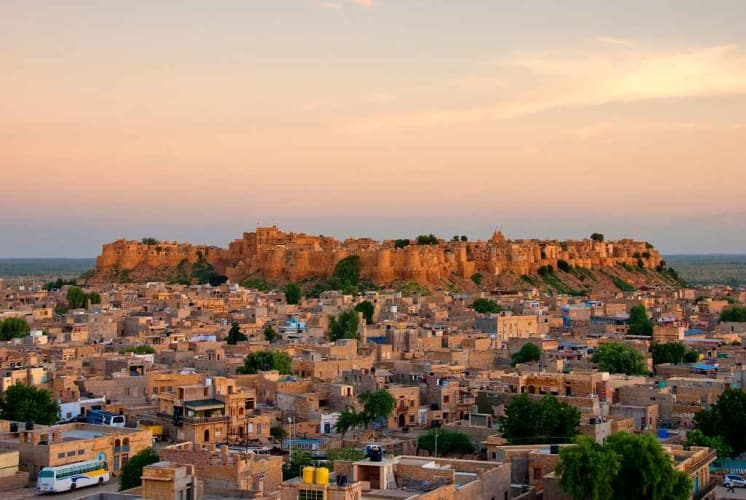 Rajasthan Honeymoon Trip with Jodhpur and Jaisalmer