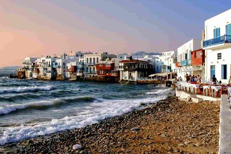 Short Breaks to Greece Fly-N-Stay