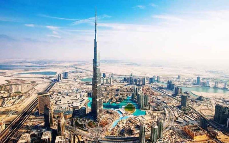 Premium Dubai  Holiday Package; 7 Days