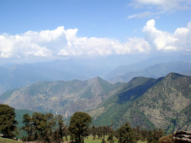 Trek to Deoria Tal and Chandrashila - Heaven in Uttrakhand