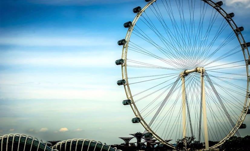 Singapore Honeymoon Package; 5 Days Trip