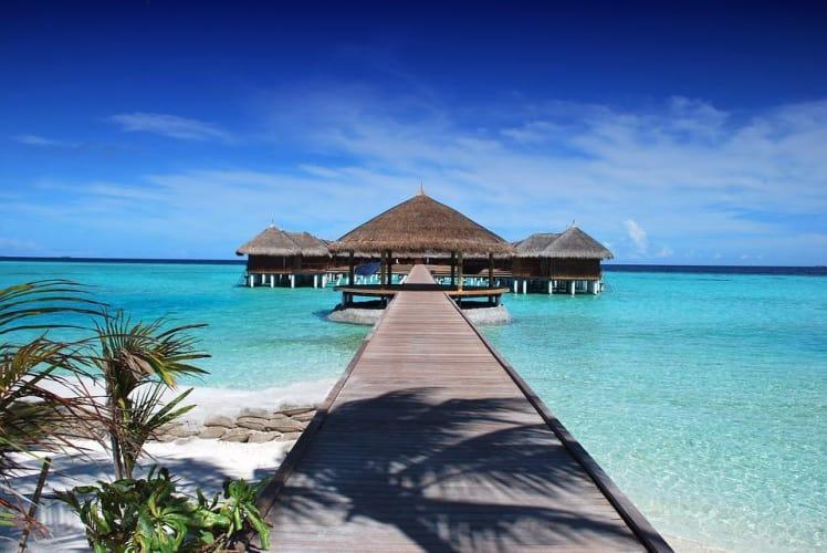 Honeymoon in Maldives 5* Property;4 nights in Paradise Island Resort & Water Villa