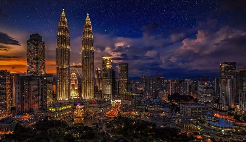 Magical Malaysia Honeymoon Package; 5 Days Trip