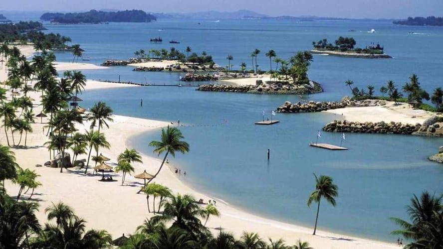 Singapore Mini Vacay with Sentosa Island Tour