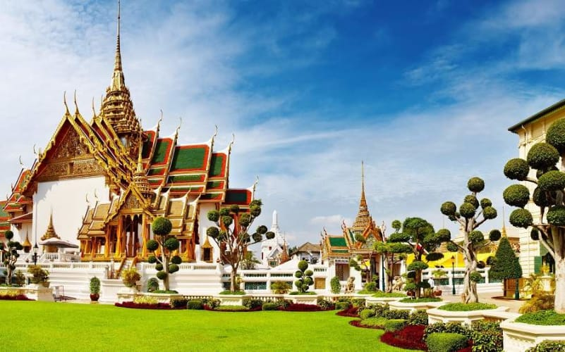 Thailand Holiday; Pattaya and Bangkok