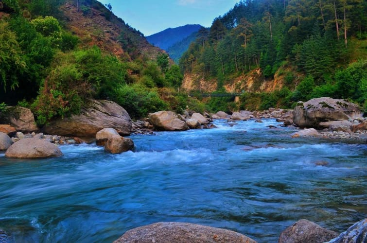Camping at Tirthan Valley; Trip from Delhi