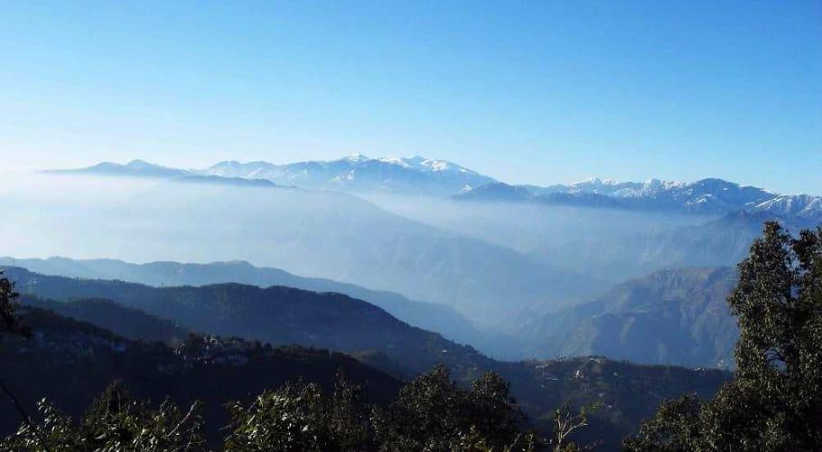 Hills of Himachal; 10 Days Honeymoon Package from Delhi