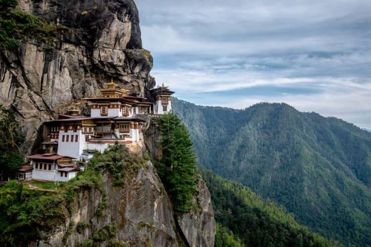 Thimphu Punakha Paro Bhutan Package with Flights from Mumbai