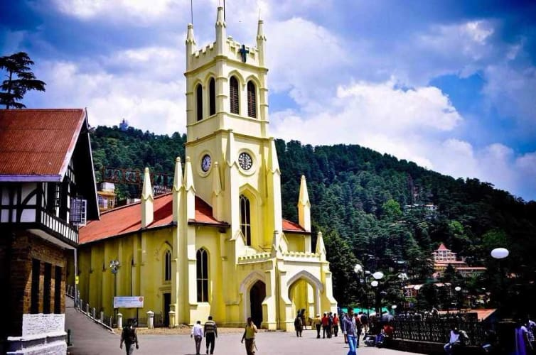Weekend with family in Shimla