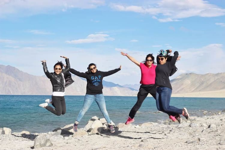 All Women Trip to Ladakh