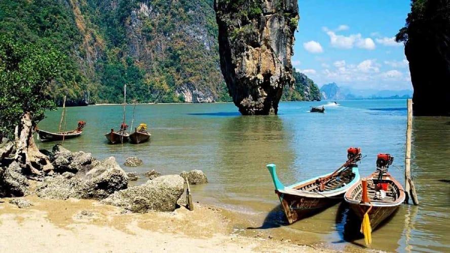 Thailand Holiday with Phuket and Bangkok