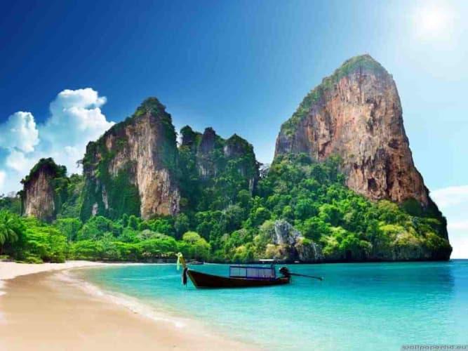 Thailand Honeymoon Package in Phuket & Krabi; with Flights
