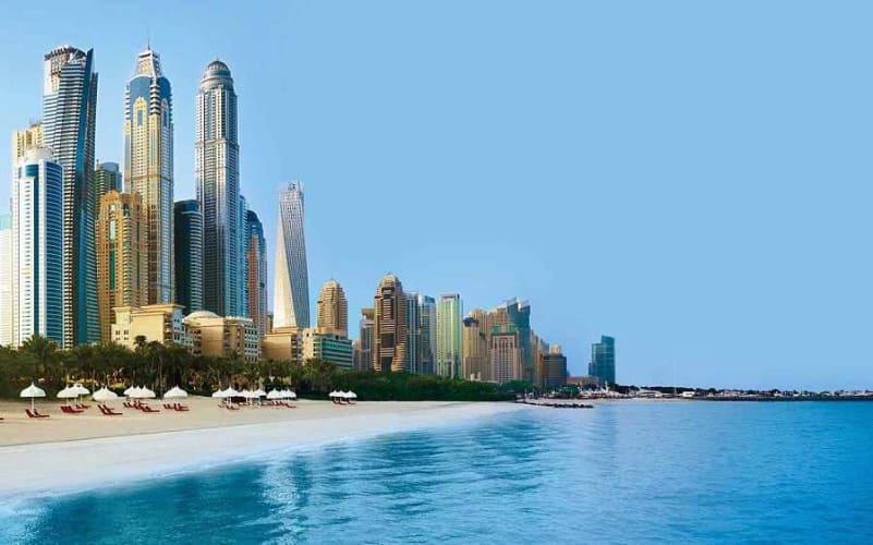 Dubai With Burj Khalifa Jewels Package - Flight from Mumbai