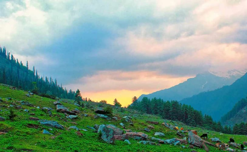 Manali Weekend Holiday Package (Volvo) Ex Delhi