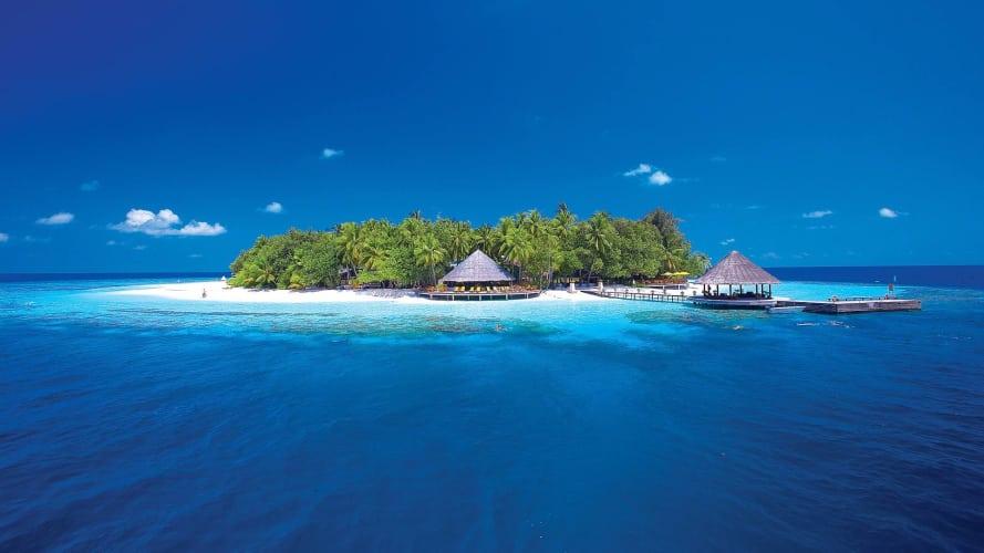 Maldives getaway - Paradise Island Resort Water Villa
