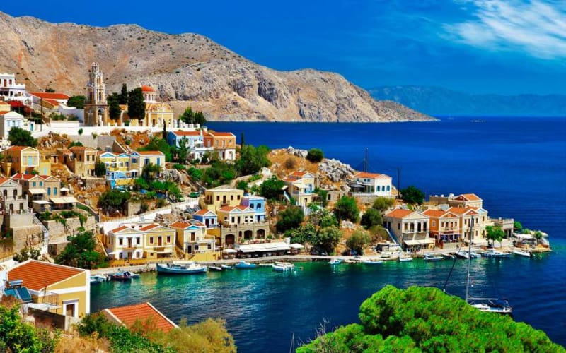 Beautiful Ruins of Greece; Flight Inclusive Package