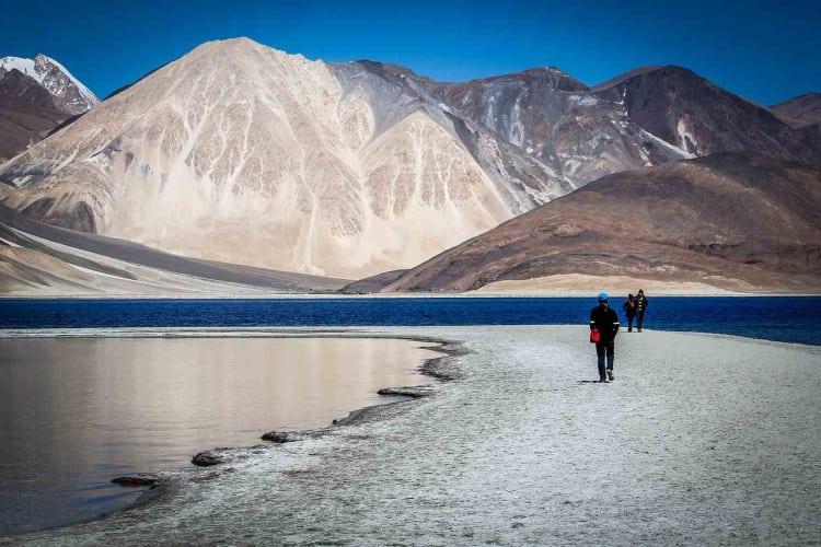 Ladakh Adventure; Flights from Delhi
