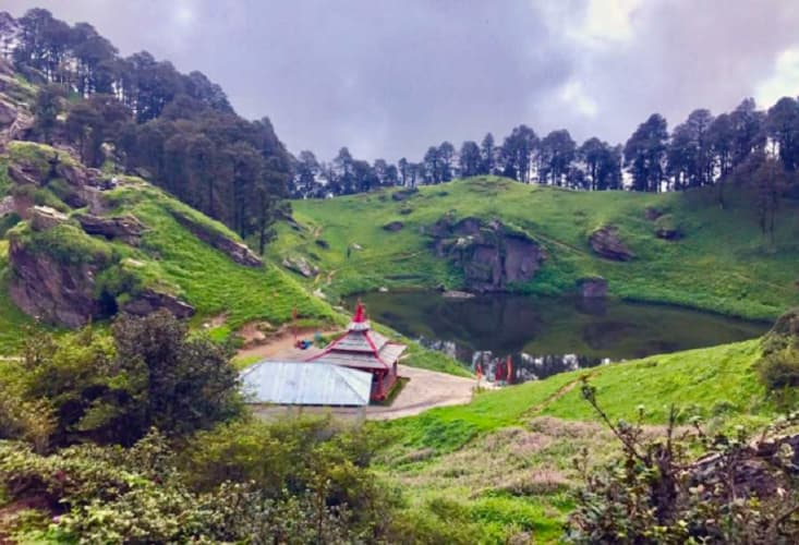 Prashar Lake Trek and Tirthan Valley; Holi Trip
