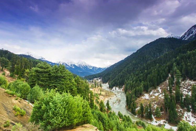 Enthralling Kashmir; 4 Nights in Kashmir