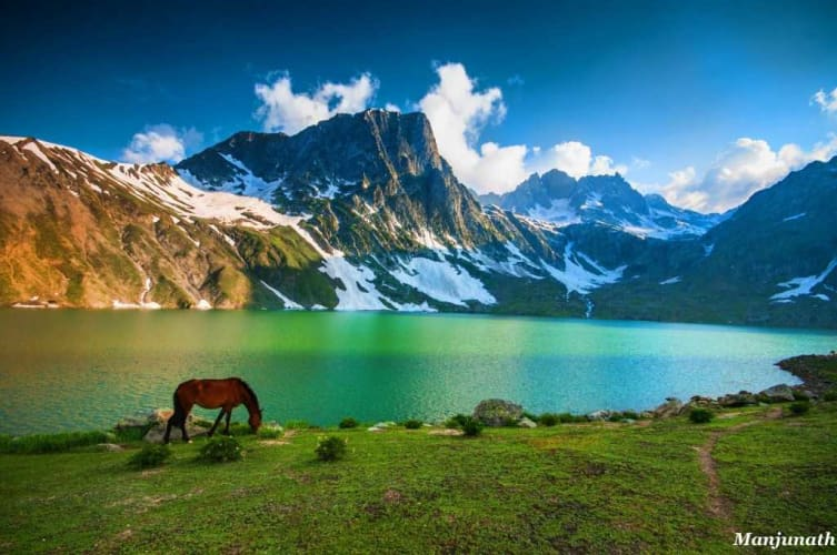 Enchanting holiday experience in Kashmir