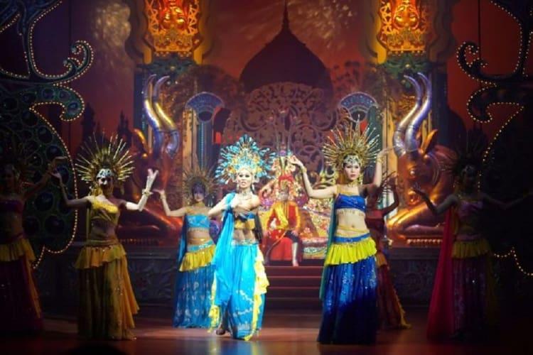 Pattaya Bangkok Combo Holiday