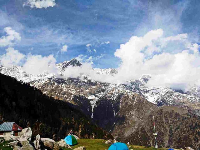 Holi Weekend McleodGanj - Triund Trek; ex-Delhi