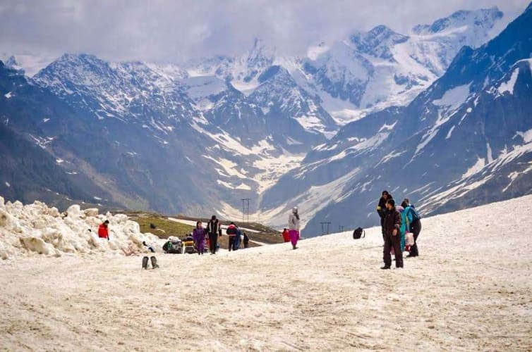 Hills of Shimla Manali - Family Holiday Package