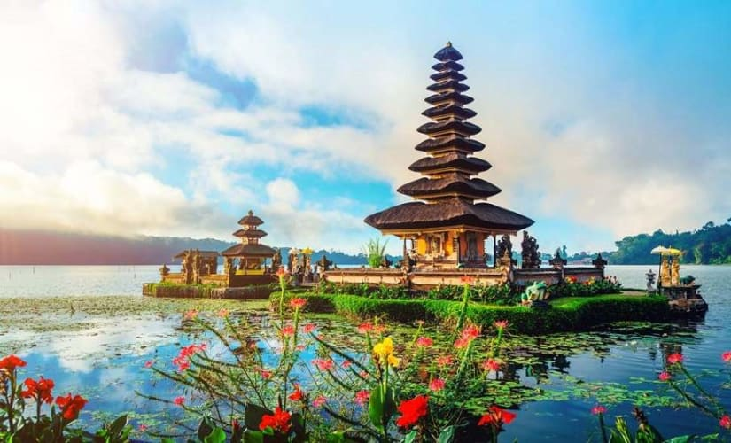 Honeymoon Special Bali Package - Flight from Delhi