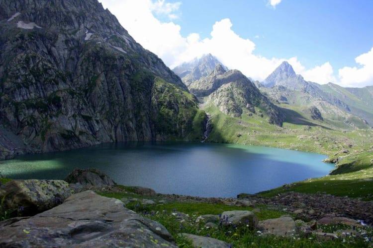 Kareri Lake Trek - An Untouched Glacier Lake
