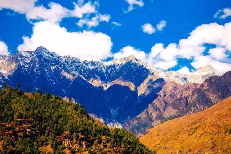 Himachal Hills with Chandigarh; 7 Days Honeymoon Package