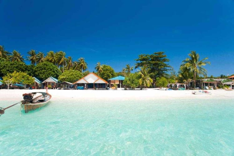 Andaman Holiday Tour Package with Baratang Island