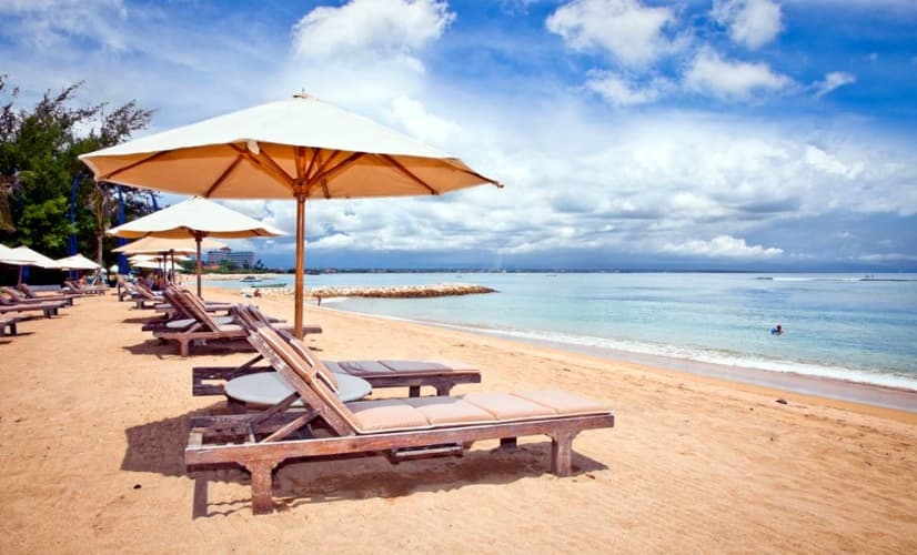 Bali Beach Break for Honeymoon - 5 Days Package