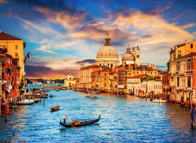 Classic Italy with Rome Florence Venice; Flight Inclusive Package