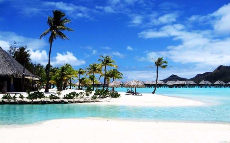 Romantic Beaches of Bali